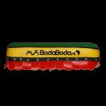 Kanjer Rastafari BodaBoda fietskussen