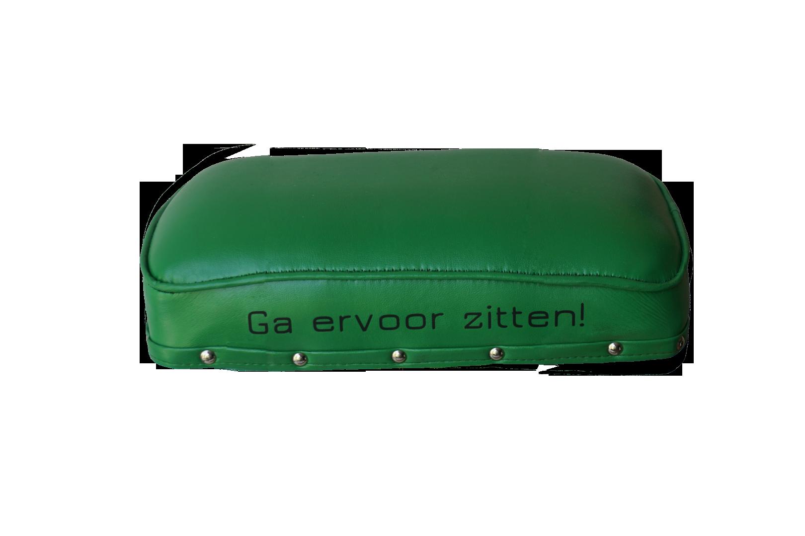 Kussen Fiets Achterop : De groene kussen toerspecial koter handgemaakte keniaanse